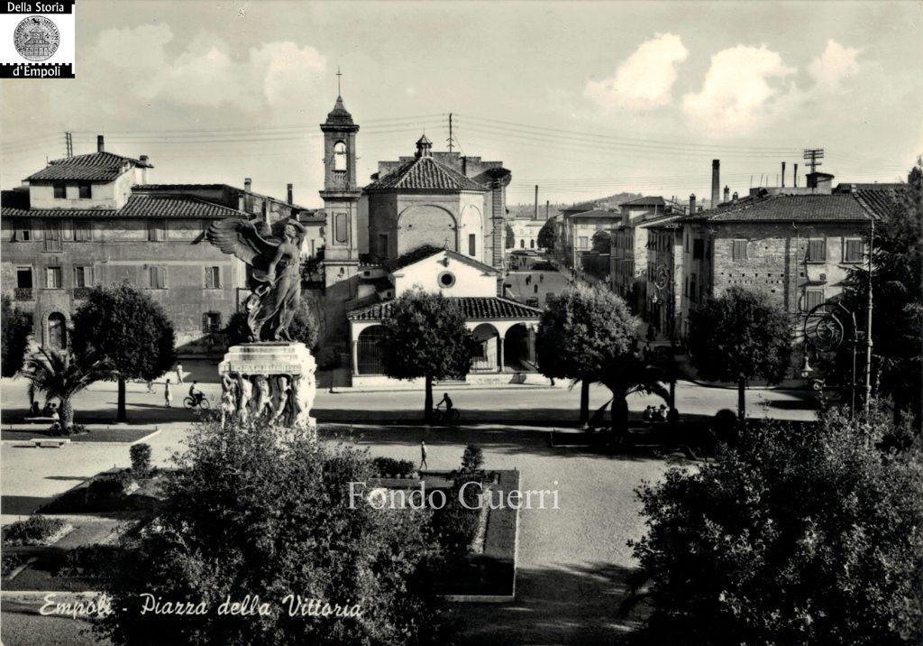 Piazza Della Vittoria Anni Dopoguerra