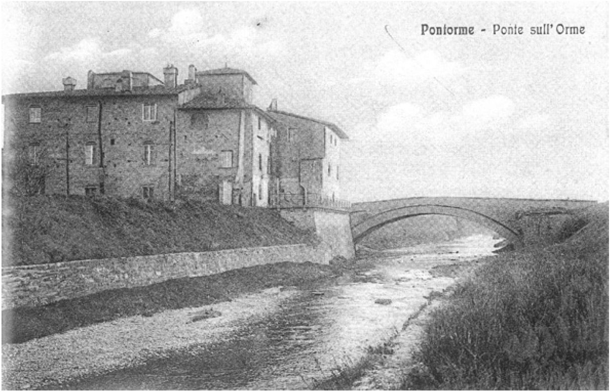 Pontorme Ponte Sull'Orme