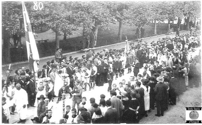 Processione crocifisso 1924