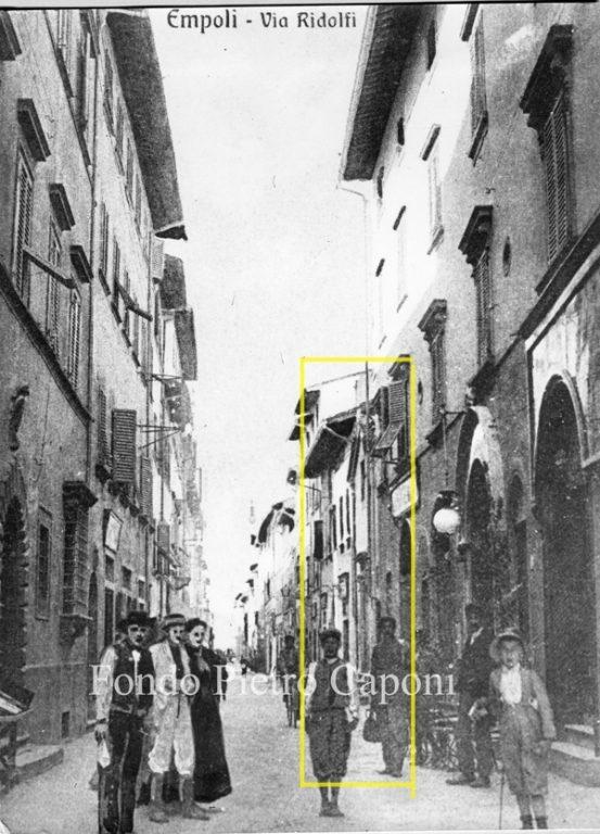 Via San Giuseppe - Archivio Caponi