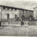 Incisione Dello Spedale Vecchio S. Giuseppe Di Empoli, Anno 1891