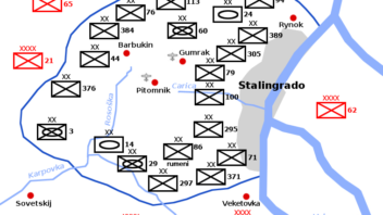 2 Febbraio 1943, liberazione di Stalingrado – di Claudio Biscarini