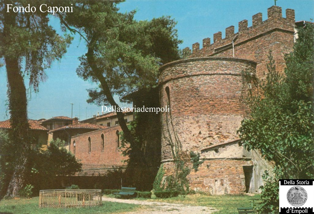 Fondo Caponi Empoli, Vol 2 Pagina 34: Torrione S. Brigida E Madonna Del Pozzo