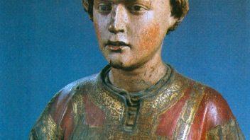 Ecco il 'vero' san Lorenzo di Valdambrino: Siemoni ribattezza la scultura del Museo della Collegiata