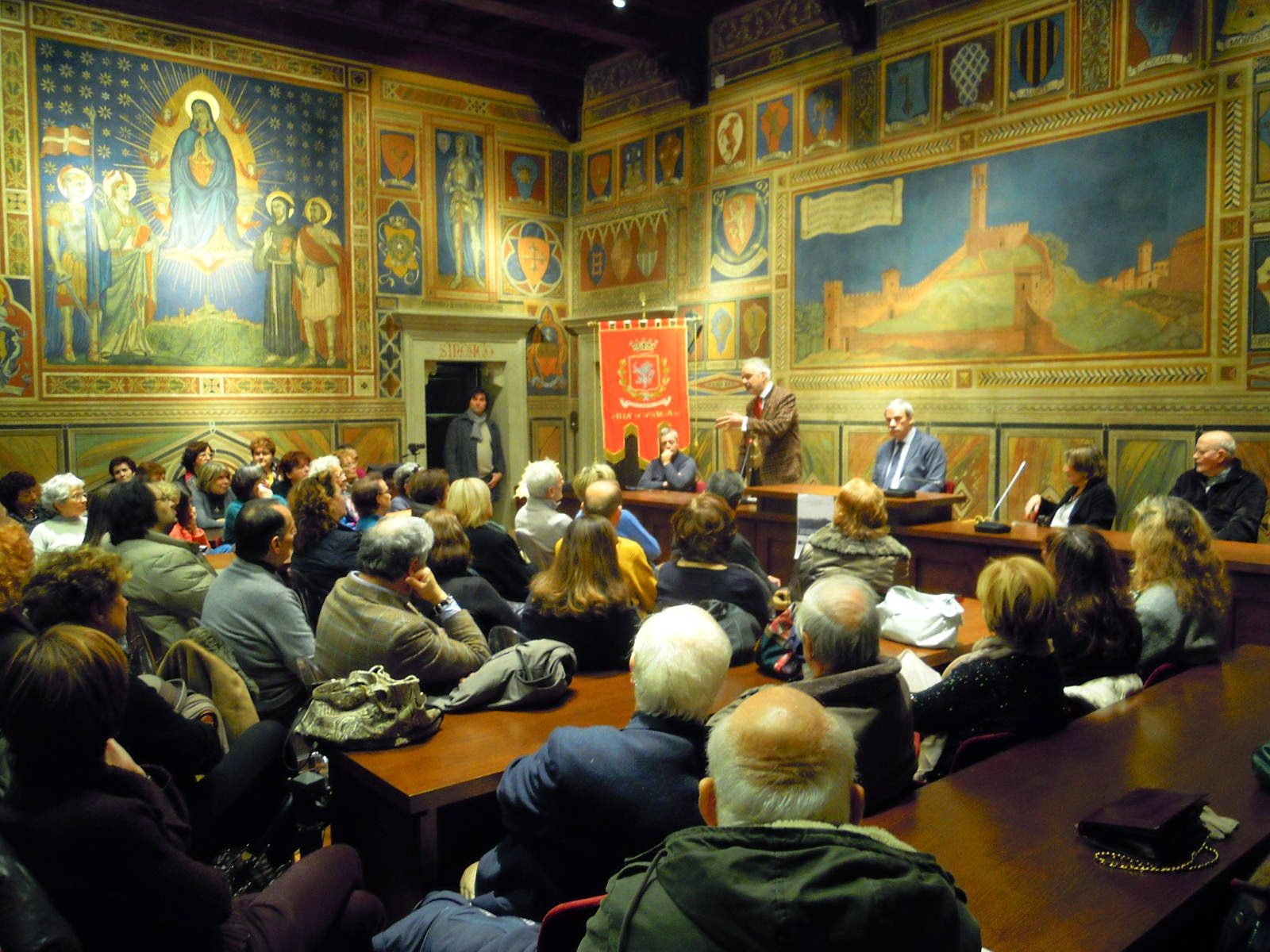 San Miniato, Il Sindaco Annuncia: Il 25 Aprile 2015 Via Le Lapidi Della Discordia