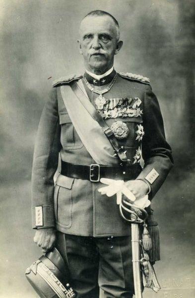 Vittorio Emanuele III (c. 1915–1920)