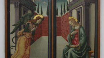 L'opera del Botticini è tornata a casa dopo il restauro: In partenza per Tokyo una tavola di Fra Filippo Lippi del 1430