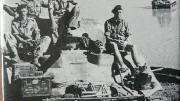 Giuliano Lastraioli e Claudio Biscarini: Arno Stellung