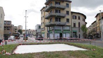 Ferruccio Busoni arricchisce l'ingresso al centro di Empoli