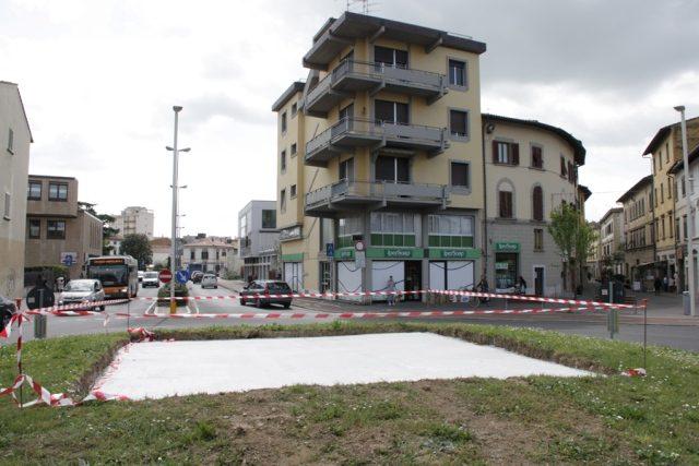 Basamento Installazione Piazza Guerra3
