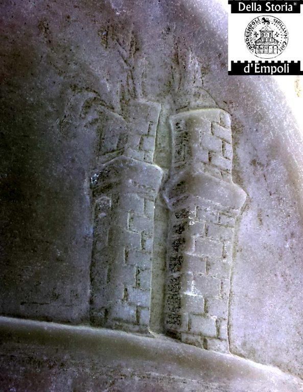 Sigillo Di Pontorme Sul Fonte Battesimale Di S. Michele