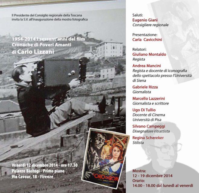 brochure 2-1954-2014 I SESSANT'ANNI DEL FILM CRONACHE DI POVERI AMANTI DI CARLO LIZZANI_Pagina_2