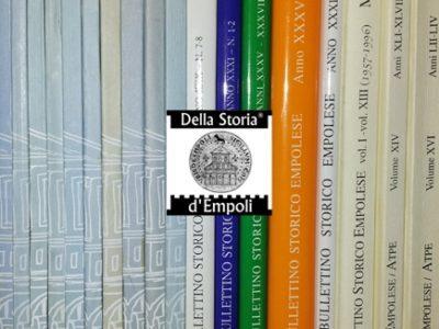 Bullettino Storico Empolese: Indice Generale