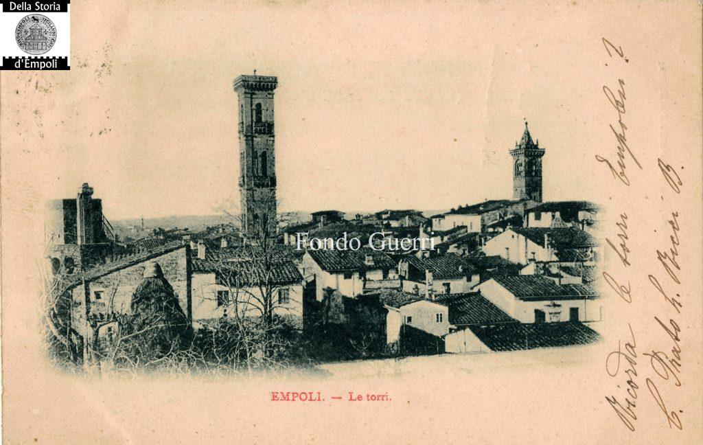 Campanile S. Agostino Collegiata Torre Righi