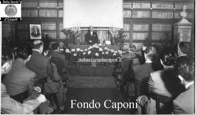 Cerimonia commemorativa Vanghetti