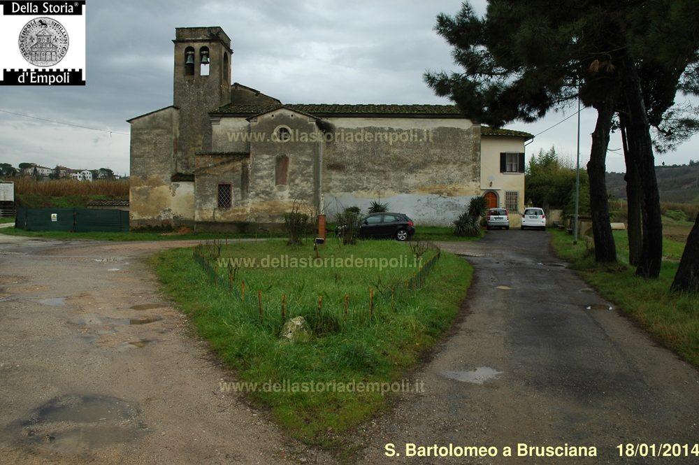 [Fotogallery]: Chiesa Di S. Bartolomeo A Brusciana