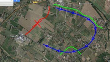Proposta di connessione infrastrutturale per il polo tecnologico di Empoli – di Carlo Pagliai