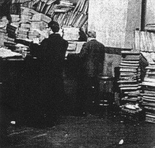 Giuliano Lastraioli: L'archivio Dell'avvocato
