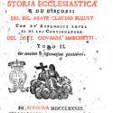 Monsignor Giovanni Marchetti Da Empoli, Vescovo Di Ancira – Biografia – Parte 1