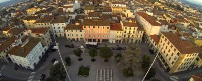 empoli piazza della vittoria drone 04-04-2016