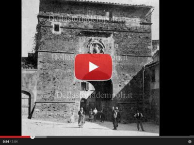 Porta Pisana In Un Rarissimo Filmato D'epoca