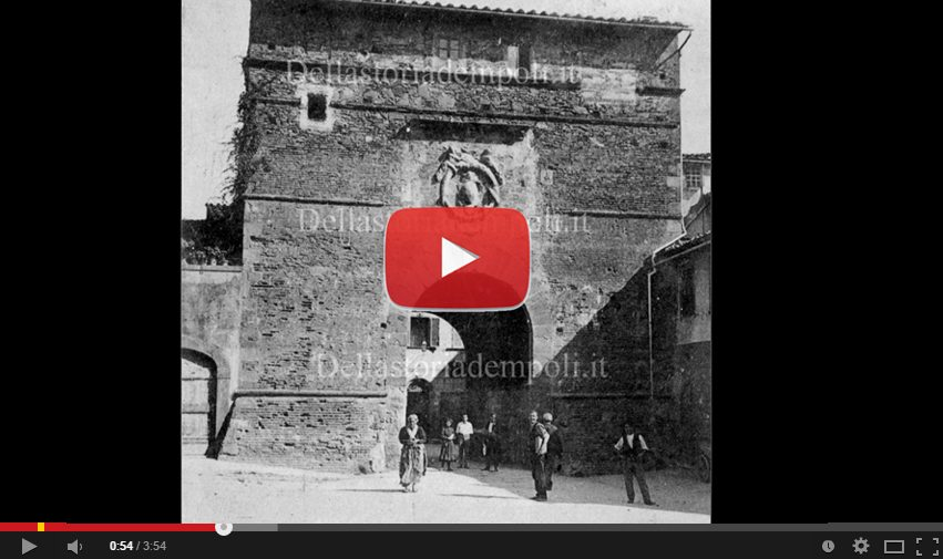 Filmato Porta Pisana 1938