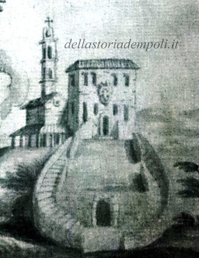 Un Acquarello Inedito Del 1774 Che Rappresenta La Villa Medicea Di Cerreto – Di Alexander Di Bartolo