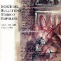 Bullettino Storico Empolese: Indice Per Autori