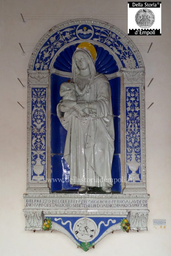 La Madonna degli Ebrei