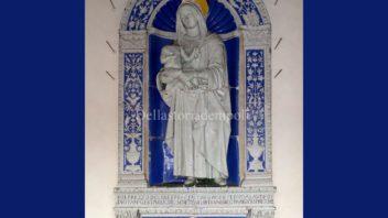 Madonna degli ebrei di Andrea della Robbia: origini e storia del tabernacolo – di C. Pagliai
