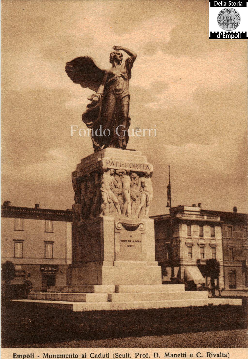 Empoli, Monumento Ai Caduti…