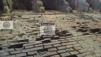 Sulle Mura d'Empoli: i beccatelli in Via Roma – di Carlo Pagliai