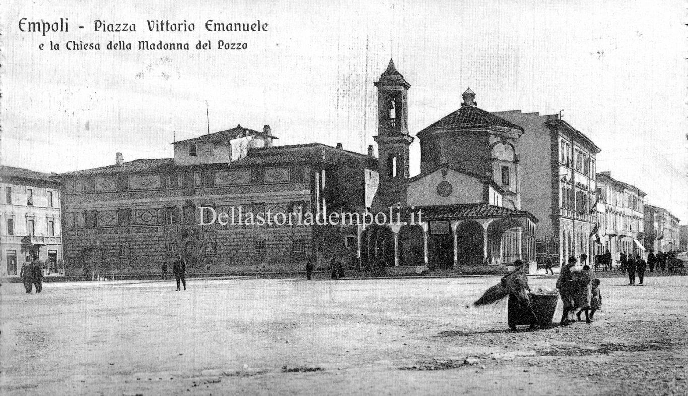 [Foto] Il Campaccio Di Empoli: Veduta Verso Via Roma