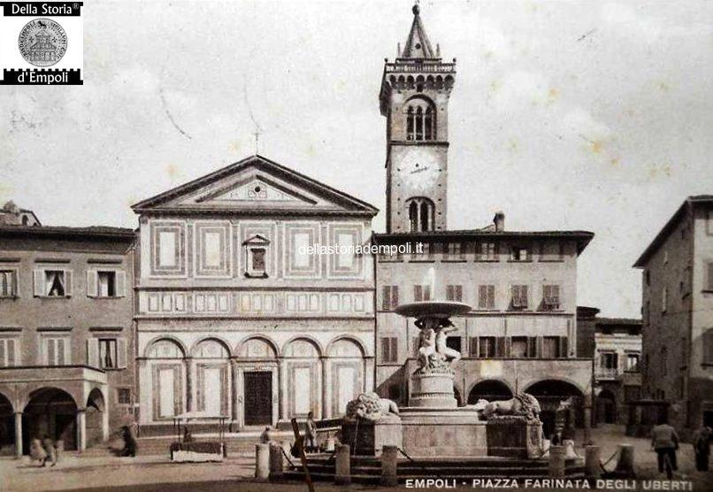 Piazza Dei Leoni, Anni '40…