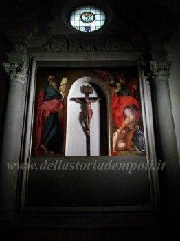 S. Giovanni e S. Michele arcangelo - Pontormo
