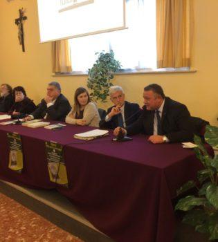 L'intervento Del Presidente Del Rotary Club Di Empoli Sandro Fanciullacci