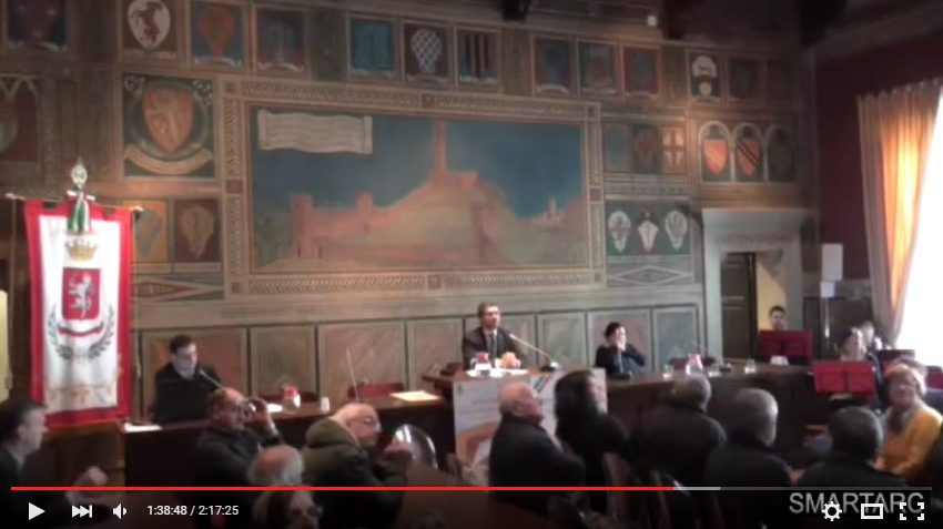 Francesco Fiumalbi: I Sanminiatesi E La Grande Guerra