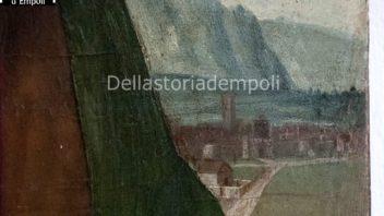 Empoli in un dipinto dei primi del Cinquecento