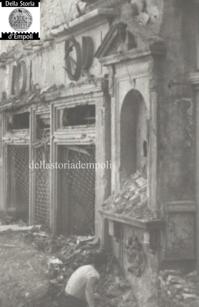 tabernacolo montefiori danneggiato guerra