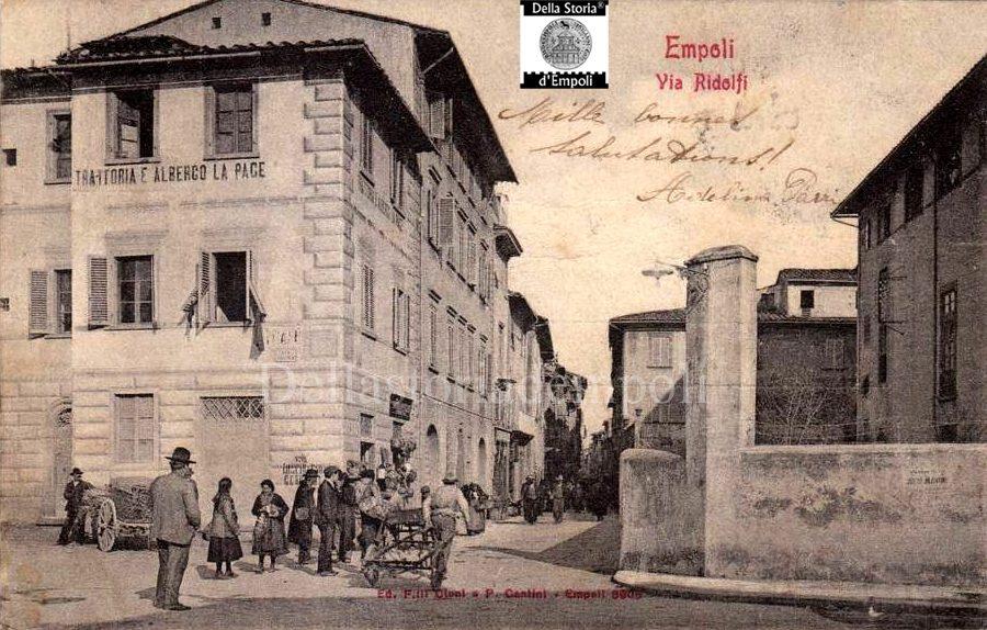 Via Cavour Via Ridolfi Nigi