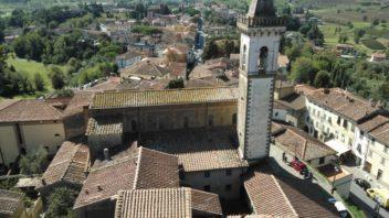 Paolo Santini: Quella scala nel castello di Vinci voluta da Alessandro Martelli per salire in Paradiso