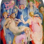 When Kiwis trampled on Pontormo - by Claudio Biscarini