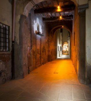 Zoom Vicolo Medioevale Empoli 1